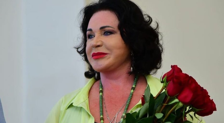 69-летняя Надежда Бабкина показала фото смолодым возлюбленным