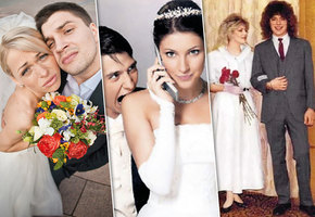 Без году неделя: самые короткие браки Хилькевич, Ветлицкой и других звезд