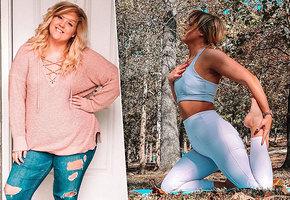 Ради детей: как я потеряла 45 кило, изменив привычки и занявшись спортом