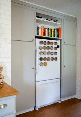 12 очень разных способов разместить специи у себя на кухне