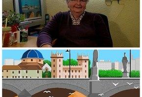 87-летняя старушка рисует в Paint картины, которые стоит увидеть