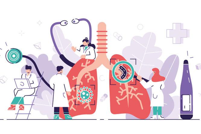 Потеря аппетита, боль всуставах иеще 6 признаков опасной болезни легких