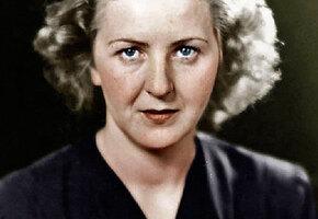 36 часов замужем за Гитлером: личная история Евы Браун