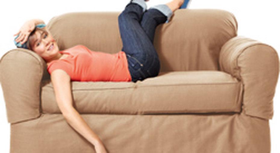 Обновляем диван!