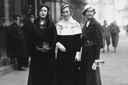Сестры Митфорд — чем знаменита скандальная шестерка