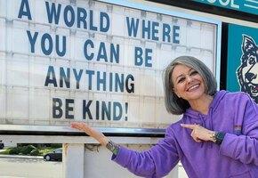 «Хочу быть такой, когда вырасту»: блогерка 56 лет показывает условность возраста