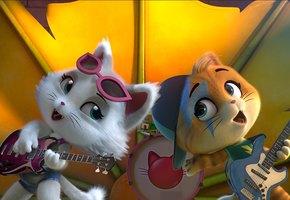 Осень с мультсериалом «44 котёнка»: новое анимационное шоу на телеканале «Карусель»