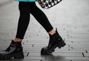 Не мерзни: модная обувь на зиму