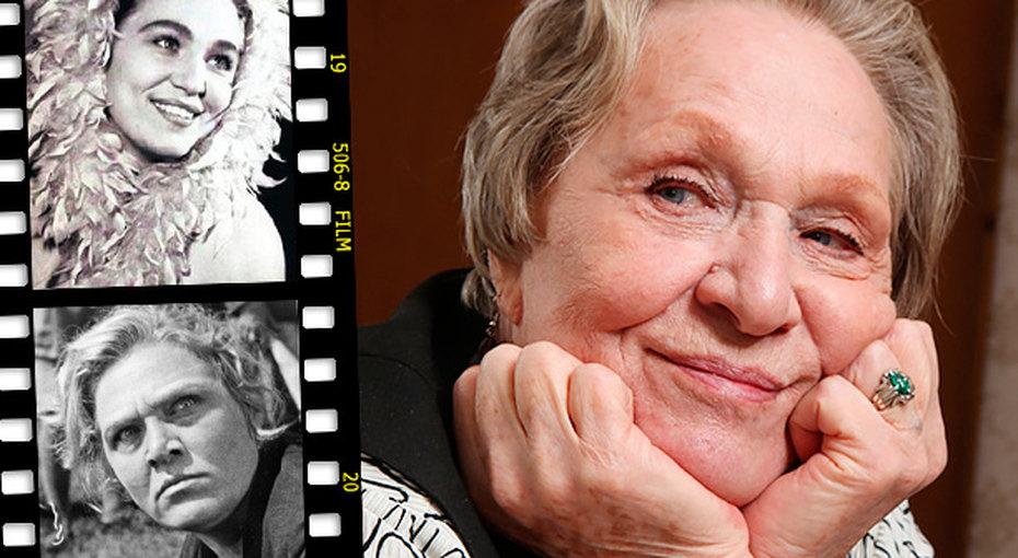 Римма Маркова: мощная старуха, обворожительная женщина, великая баба