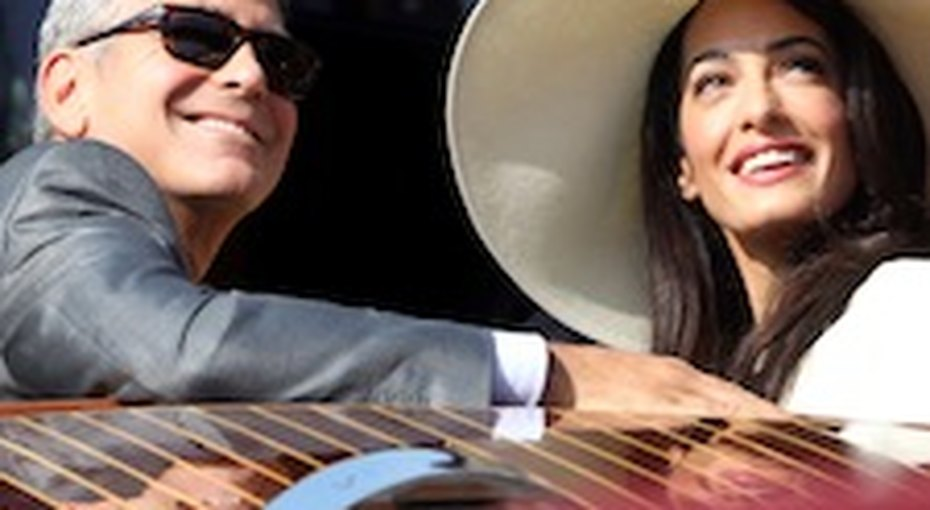 Вторая свадьба Джорджа Клуни