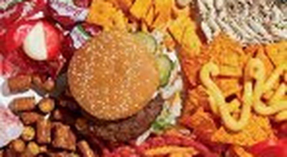 Гамбургеры ипирожные вызывают зависимость
