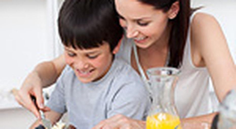 Почему детей важно кормить домашней едой?