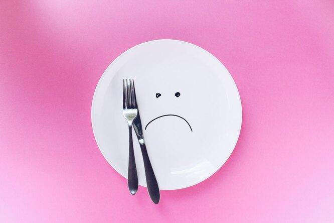 Пустая тарелка, суточное интервальное голодание