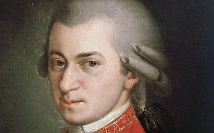 амадей моцарт фото