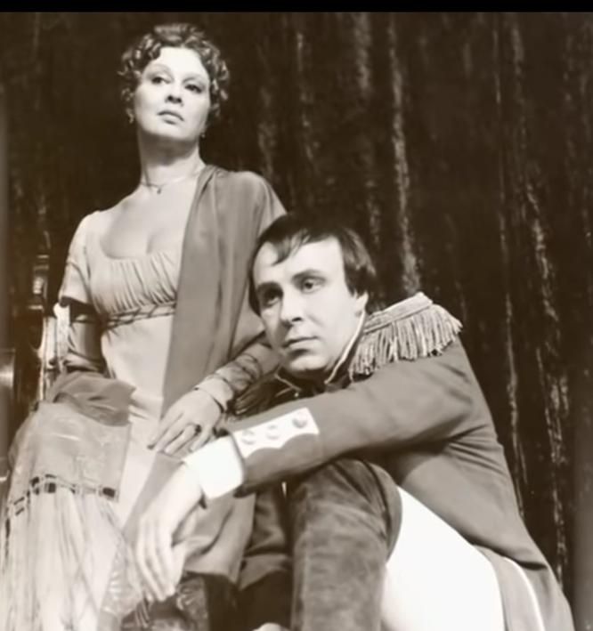 Ольга Богданова и Алексей Михайлушкин