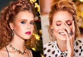 4 беспроигрышных варианта макияжа для новогодней вечеринки