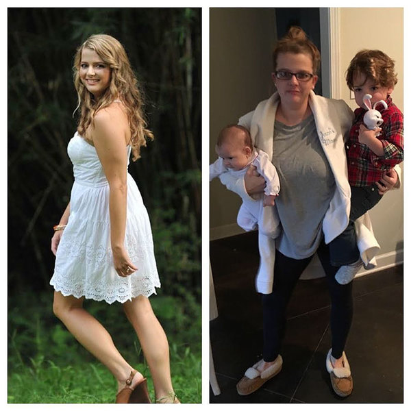 «Одетились»: родители делятся фотографиями своей жизни до и после рождения ребенка