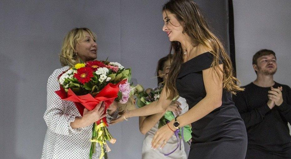 Премьера спектакля «Мама» прошла втеатре Центр Драматургии иРежиссуры
