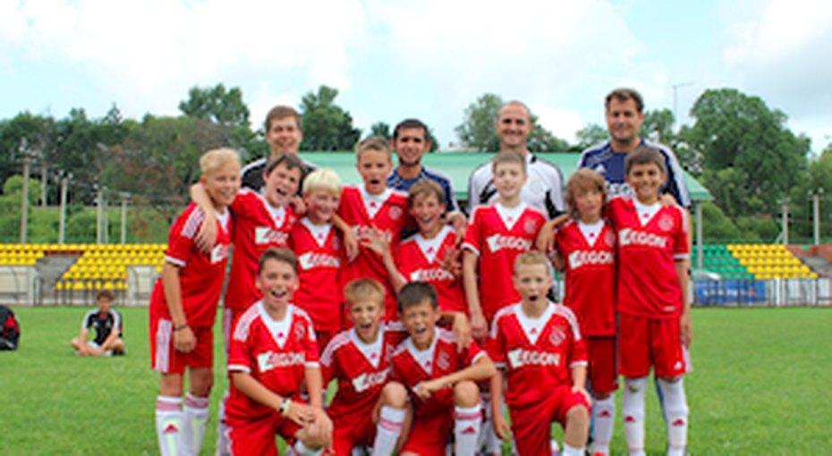 AJAX CAMPS - футбольный лагерь по‑голландски
