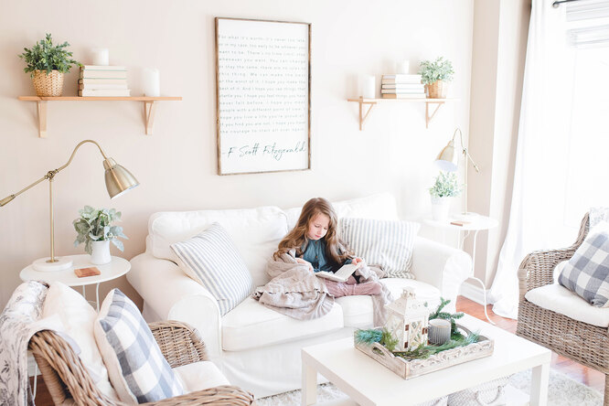 Мне неуютно: 8 простых шагов преобразить свою комнату