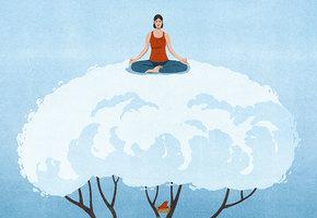 5 мини-медитаций. Антистресс накаждый день