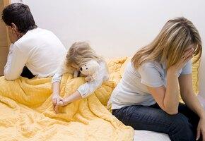 У детей после развода родителей вырабатывается меньше