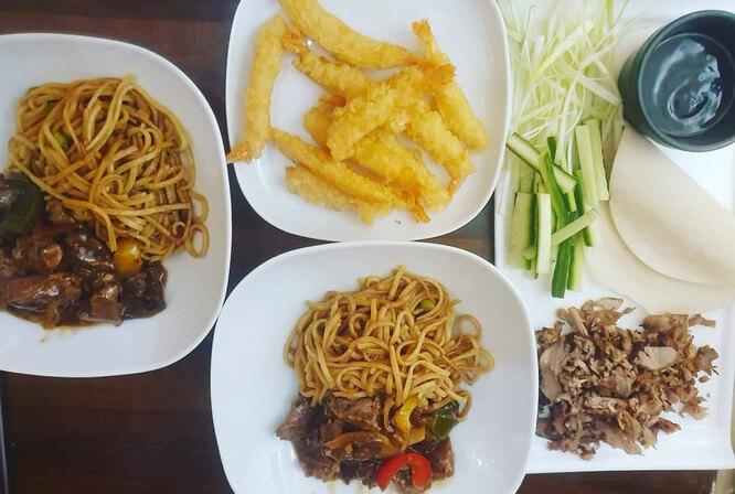 Примеры блюд, которые готовит Клэр