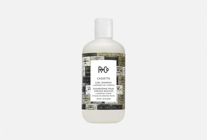 Cassette Curl Shampoo, R+Co, 2570 руб