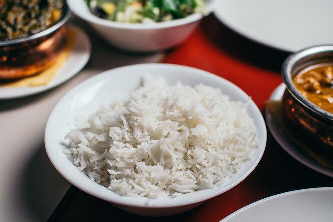 Рисовый детокс