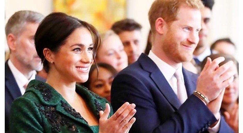 Меган Маркл ипринц Гарри опубликовали нежное видео вчесть первой годовщины свадьбы