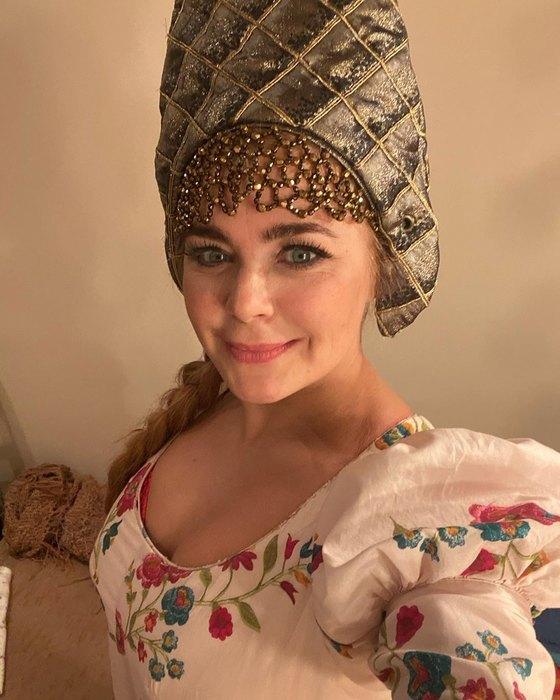 Ирина Пегова вроли Царь-Девицы