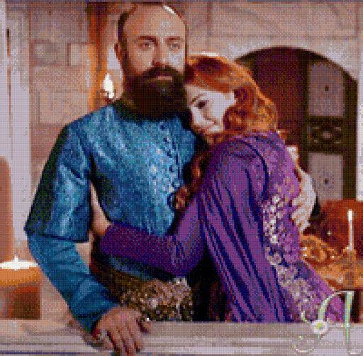 Кадр из сериала Великолепный век фото