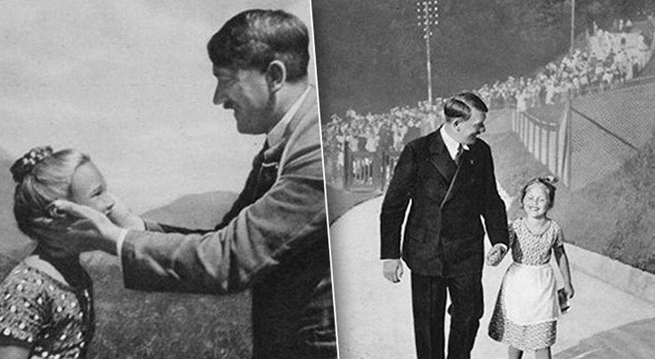 Еврейка Бернели Нинау: маленькая фаворитка Гитлера