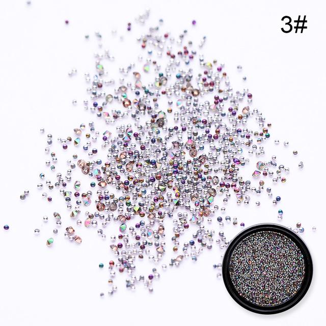 Кристаллы дляногтей, 76 руб. (AliExpress)