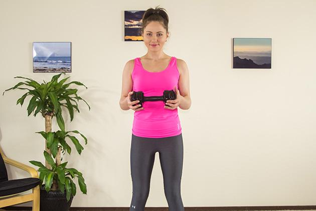 упражнения длятонкой талии