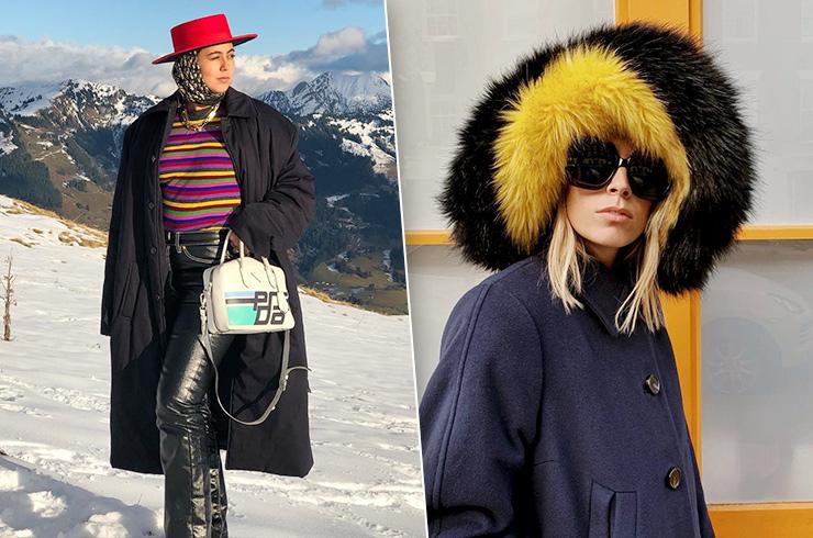 Секреты женщин Скандинавии: как быть модной и не мерзнуть?